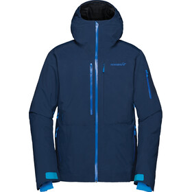 Norrøna Lofoten Gore-Tex Insulated Jacket Herren indigo night